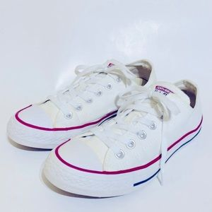 Converse All Star Unisex Low Top Sneaker Size 8